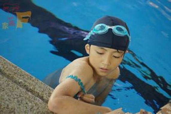 王源游泳图片大全