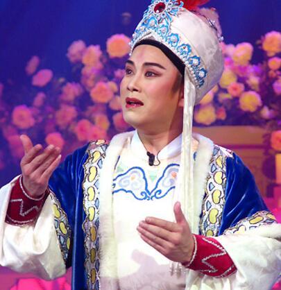 赵志刚越剧何文秀唱功精湛至极 看越剧男神如何智斗恶霸