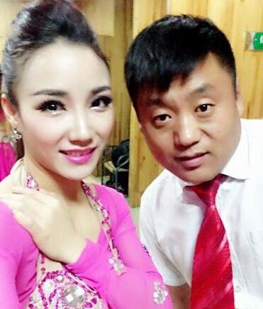 赵文静老公是谁 其夫是赵本山先生42号弟子刘传龙