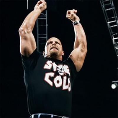 冷石·史蒂夫·奥斯汀成为世界摔角联盟1990年代的超级选手-法语助