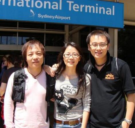 许巍老婆袁枫照片欣赏 自爆其曾与爱妻分居8年
